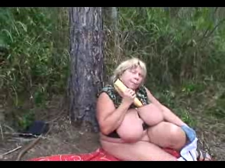 Amateur  Big Tits Natural Outdoor  Toy
