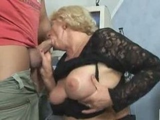Big Tits Blowjob Mom Natural Old And Young