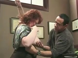 Big Tits Office Pornstar Secretary Vintage