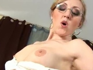 Glasses Nipples Stripper