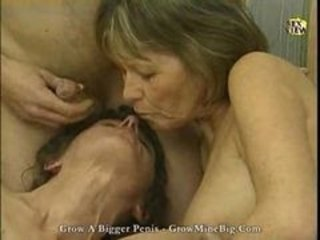 Swallow Threesome