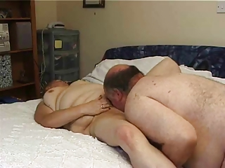 Amateur  Homemade Licking Older Wife