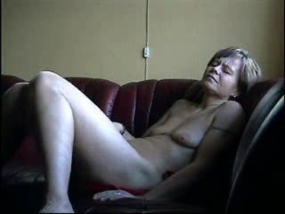 Amateur Homemade Masturbating Mature Mom Orgasm  Solo