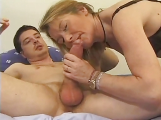 Blowjob European French Mature Mom Old And Young