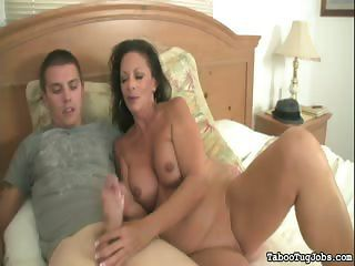 Big Cock Handjob Mom Old And Young Shaved