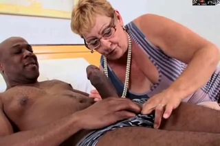 Big Cock Blowjob Glasses Old And Young