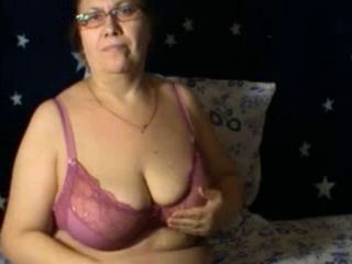Big Tits Glasses Lingerie Natural Solo Webcam