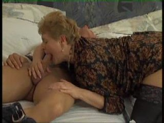 Blowjob Clothed European German Mom Old And Young