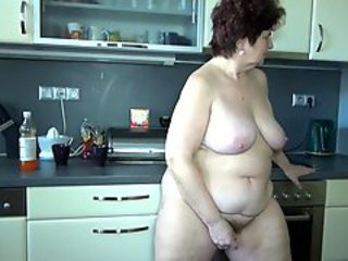 Amateur  Big Tits Homemade Kitchen Masturbating Natural