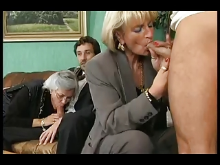 Blowjob Clothed Groupsex Secretary
