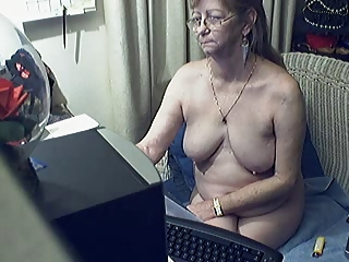 Glasses Nipples  Solo Webcam