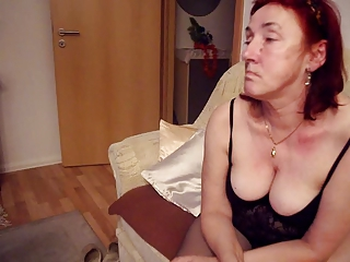 Amateur Homemade Older Redhead Wife