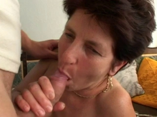 Blowjob Brunette Small Cock