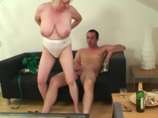 Big Tits Drunk Mom Natural Old And Young Panty