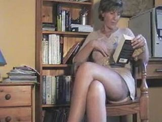 Amateur Mature Mom Stockings
