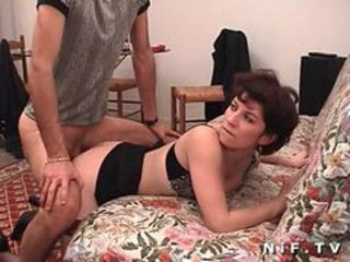 Anal Doggystyle European French Mature