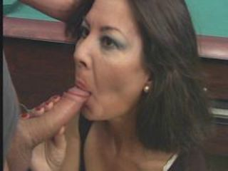 Blowjob Brunette Spanish