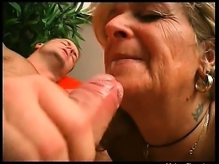 Cumshot Mom Old And Young Swallow