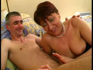 Handjob Mature Older