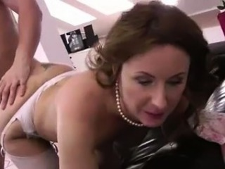 British Doggystyle European Mature Mom Old And Young