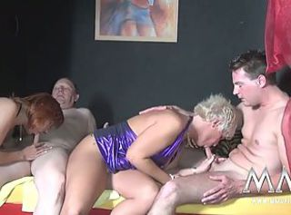 Amateur Blowjob Groupsex Mature Old And Young Swingers