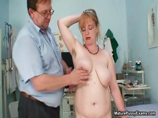 Chubby Doctor Hairy Mature Older