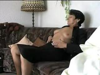 Mature Mom Stripper