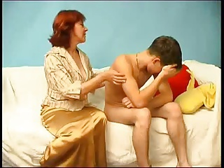 Amateur Mature Mom Old And Young Redhead Russian