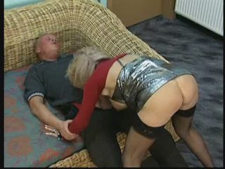 Blowjob Clothed Mature Older Vintage