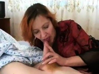 Amateur Blowjob Mature Mom Old And Young Redhead Small Cock