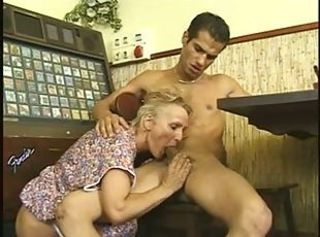 Blowjob European German Mature Mom Old And Young