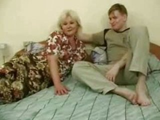 Amateur Mom Old And Young Russian
