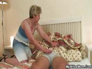 Handjob Mom Old And Young Sleeping