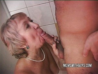 Blowjob Old And Young Showers