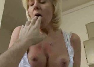 Blonde Nipples Old And Young Pov