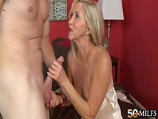 Big Cock Handjob Mom Old And Young
