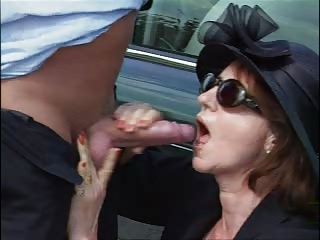 Blowjob Outdoor Wife