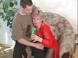 Mom Old And Young Russian
