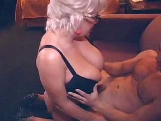 Amateur Big Tits Cuckold Glasses Homemade Natural Wife