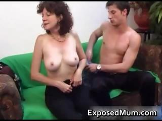 Amateur Mom Old And Young