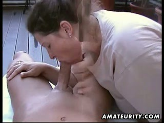 Amateur Blowjob Chubby Old And Young