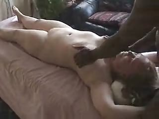 Amateur Cuckold Homemade Interracial Massage Wife