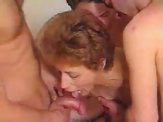 Amateur Blowjob Gangbang Old And Young Skinny