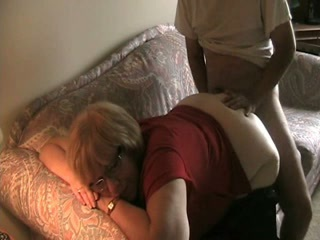 Amateur  Doggystyle Glasses Homemade Wife