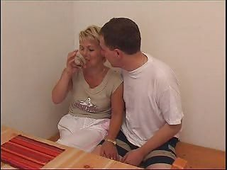 Amateur Drunk European Mom Old And Young