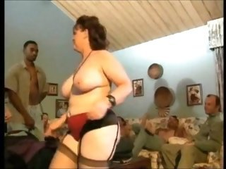 Chubby Gangbang Natural Old And Young