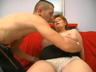 Lingerie Mom Old And Young Panty