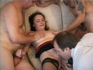 Amateur British European Gangbang Handjob Licking