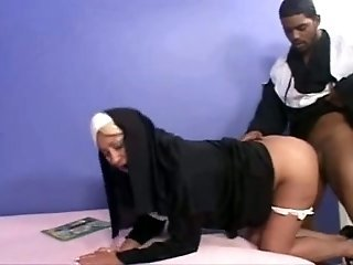 Clothed Doggystyle Hardcore Interracial Nun Old And Young Uniform