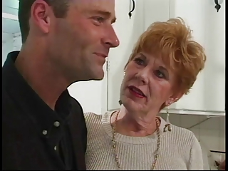 Kitchen Mom Old And Young Pornstar Redhead